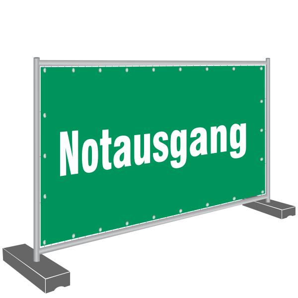 bauzaunbanner-notausgang-event