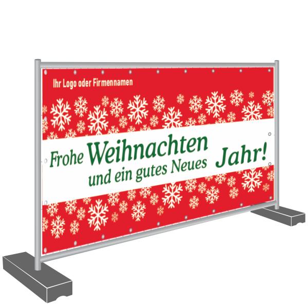 Aktionsbanner Frohe Weihnachten und ein Gutes Neues Jahr