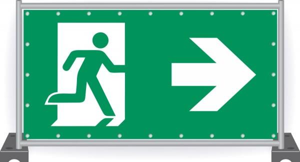 Notausgang-Banner-Ausgang-rechts