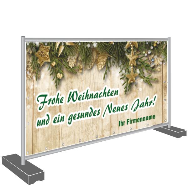 Banner - Frohe Weihnachten